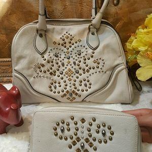 Bag and purse whole set